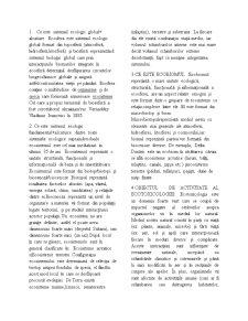 Ecotoxicologie - Pagina 1