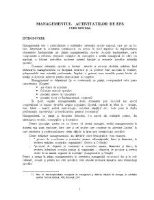 Management in Educatie Fizica si Sport - Pagina 1