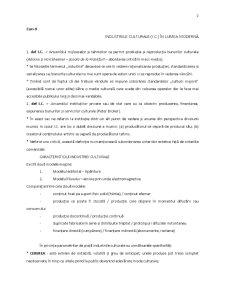 Paradigme ale Comunicării de Masă - Pagina 2