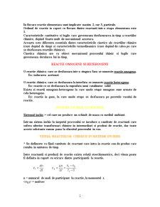 Mecanismul Reactiilor Chimice - Pagina 2