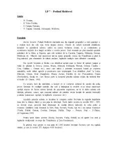 Podisul Moldovei - Pagina 1