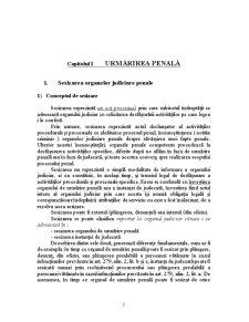 Drept Procesual Penal - Partea  Speciala - Pagina 2