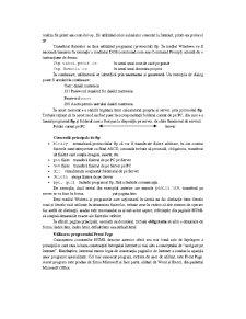 Realizarea Paginilor Web - Pagina 5