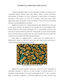 Toxiinfectia Stafilococica - Pagina 1