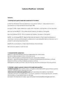 Subiecte Rezolvate Cadastru - Pagina 1