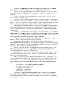 Dezvoltarea Afacerilor Internationale in Romania - Pagina 4