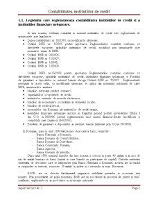 Contabilitatea Institutiilor de Credit - Pagina 2