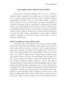 Tăcerea - Pagina 1