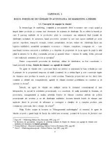 Gestiunea Fortei de Vanzare - Studiu de Caz la SC Wrigley Romania - Pagina 5