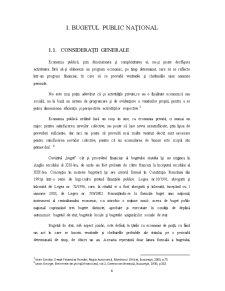 Bugetul Public Național - Pagina 5