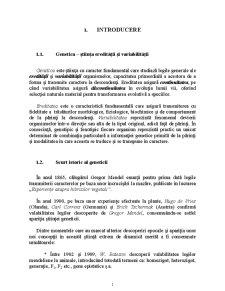 Genetică - Pagina 2