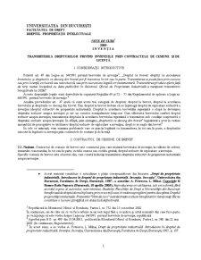 Inventii Cesiune de Creanta - Pagina 1