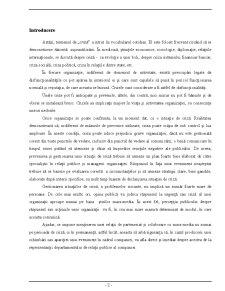 Comunicarea în Situații de Criză - Pagina 2