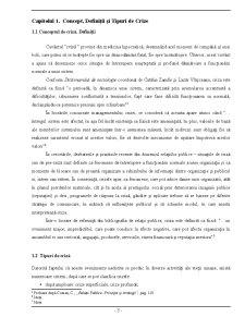 Comunicarea în Situații de Criză - Pagina 3