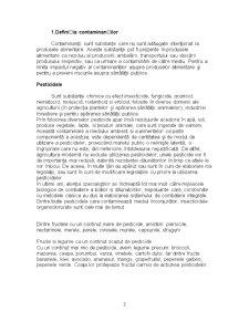 Contaminanti Organici in Fructe - Pagina 3