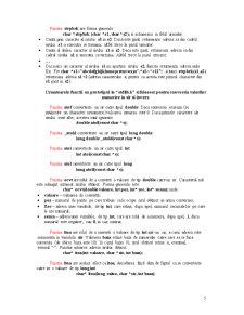 Siruri de Caractere in C - Pagina 5