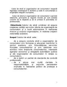 Oraganizatiile Neguvernamentale ale Consumatorilor - Pagina 3