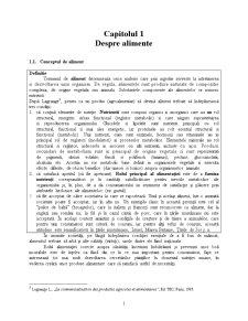 Conditionare, Conservare, Congelare - Pagina 1