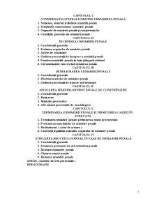 Urmărirea Penală - Pagina 1