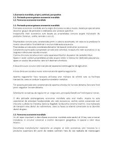 Economie Mondiala - Pagina 1