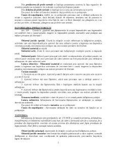 Infracțiuni Contra Înfăptuirii Justiției - Pagina 2