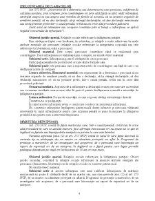 Infracțiuni Contra Înfăptuirii Justiției - Pagina 4