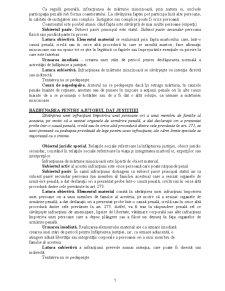Infracțiuni Contra Înfăptuirii Justiției - Pagina 5
