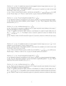 Semnale și sisteme curs și subiecte date anterior - Pagina 1