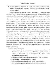 Farmacologie Clinica si Farmacovigilenta - Pagina 2