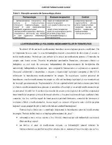 Farmacologie Clinica si Farmacovigilenta - Pagina 3