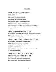 Comunicare și Negociere Organizațională - Pagina 2