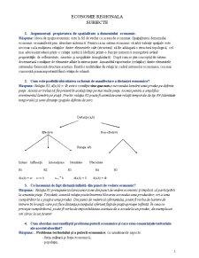 Subiecte Rezolvate Economie Generala - Pagina 1