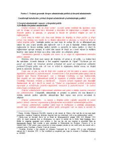 Caiet Studiu Drept Administrativ - Pagina 2