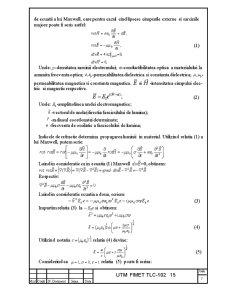 Analiza și Calculul Parametrilor Fibrelor Optice - Pagina 4