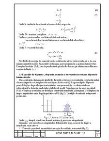 Analiza și Calculul Parametrilor Fibrelor Optice - Pagina 5