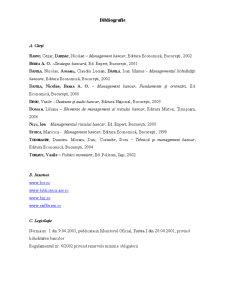 Strategii de Lichiditate Bancara - Pagina 1