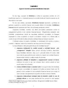 Strategii de Lichiditate Bancara - Pagina 3
