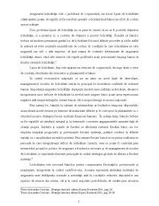 Strategii de Lichiditate Bancara - Pagina 5