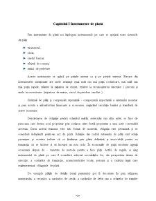 Instrumente de Plată Aplicate în Tranzacțiile Internaționale - Pagina 3