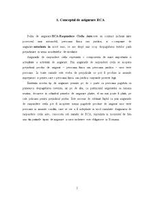 Asigurarea RCA - Pagina 3