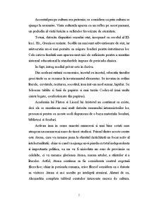 Caracterizare Generala a Epocii Elenistice - Pagina 2