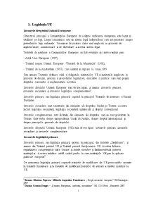 Legislația Secundară a UE - Pagina 3