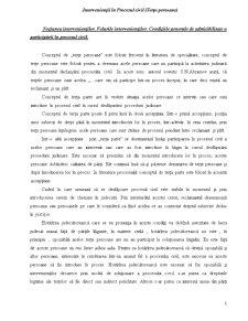 Interventii in Procesul Civil - Pagina 1