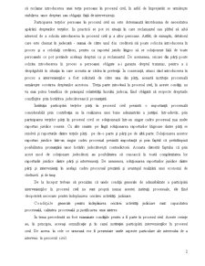 Interventii in Procesul Civil - Pagina 2