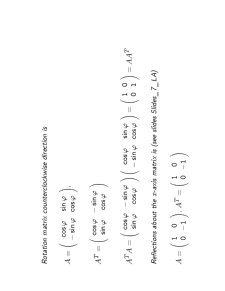 Linear Algebra, Analytic and Diferential Geometry - Pagina 5