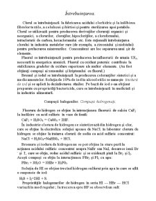 Hidrocarburi, Halogeni, Polimerizare - Pagina 4
