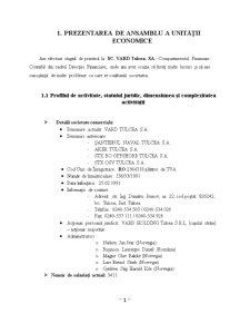 Caiet de Practica - Contabilitate si Informatica de Gestiune - Pagina 4