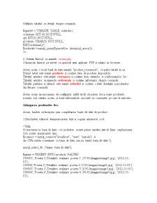 Aplicatia - Cos de Cumparaturi - Pagina 5