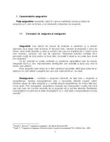 Asigurari si Reasigurari in Europa - Caracteristici, Dinamica si Structura - Pagina 3