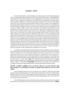 Shakespeare - Analiza Macbeth - Pagina 1